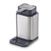 Диспенсер для мыла surface, материал: нержавеющая сталь, размер: 10,6 х 14
