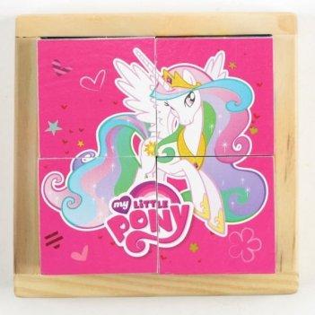 Кубики my little pony