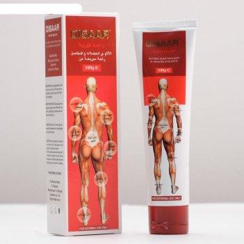 Крем массажный косметический для тела