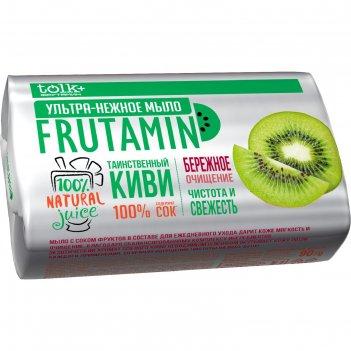 Туалетное мыло tolk frutamin киви, 90 г