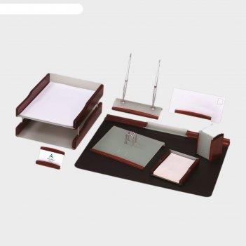 Набор настольный good sunrise lg/rs8ac-1a деревянный/акрил 8 предметов
