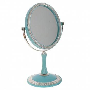 Зеркало настольное, l9 w7 h15 см