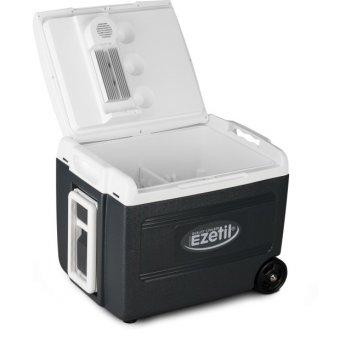 Портативный автомобильный холодильник ezetil e40 m manual boost 12/230v