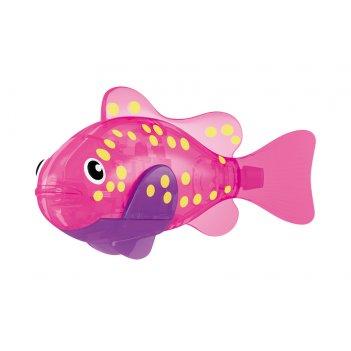 Светодиодная роборыбка вспышка лицензия от robofish zuru