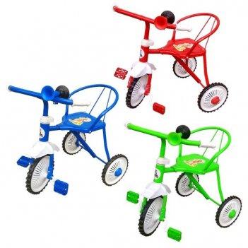 Велосипед 3кол муравей, в ассорт.