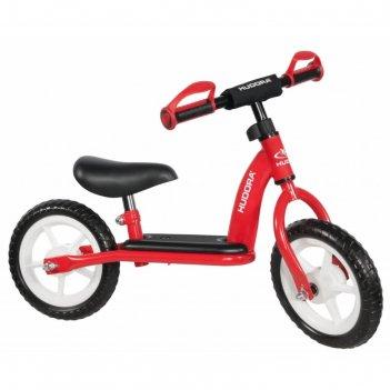 Беговел 10 laufrad toddler, цвет красный