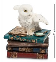 Ws-721 шкатулка сова на книгах
