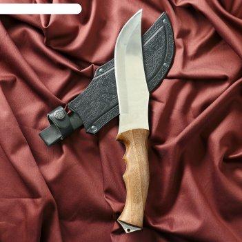 Нож разделочный флибустьер большой, сталь 40х13