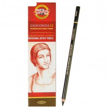 Уголь для рисования искусственный koh-i-noor gioconda 8810, 4.2 мм