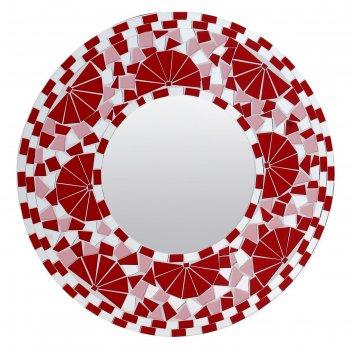 Панно зеркальное кармен 35х35х0,9 см