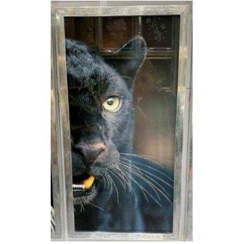 """Постер """"чёрная пантера"""" 63*3*33см"""