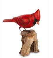 89-034 фигурка кардинал (о.бали)