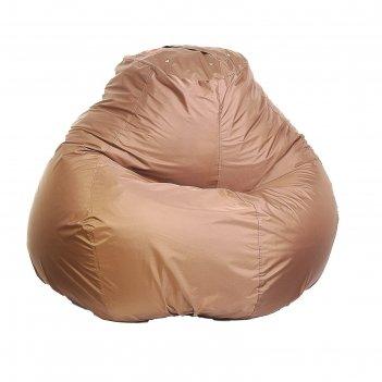 Кресло-мешок основной, d110, цвет 18 brown