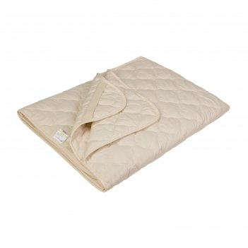 Наматрасник «овечка» комфорт, размер 160х200 см. овечья шерсть