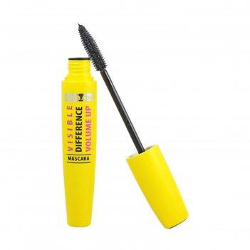 Тушь для ресниц farmstay visible difference volume up mascara, для объёма