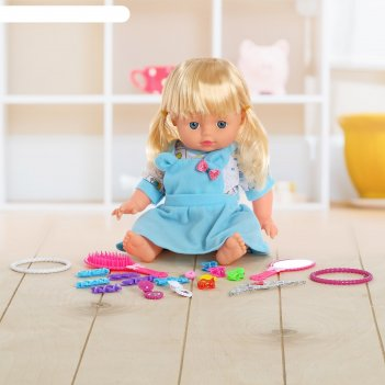 Кукла наташа с аксессуарами, микс