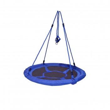 Качели «полотно» 100 см, цвет синий