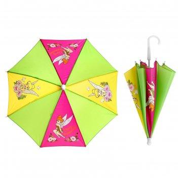 Зонт детский самая волшебная феи 8 спиц d=52 см