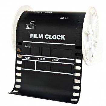Часы настольные электронные кинематограф h=13см. l=15,5см. (с