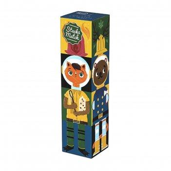 Кубики stack&match приключения