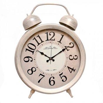 Настенные часы galaxy d-600-05 в виде будильника