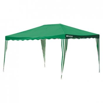 Тент садовый, 2,5 х 2,5/2,4, camping palisad