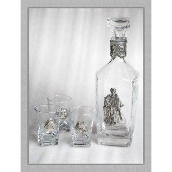 Набор для водки гусарский