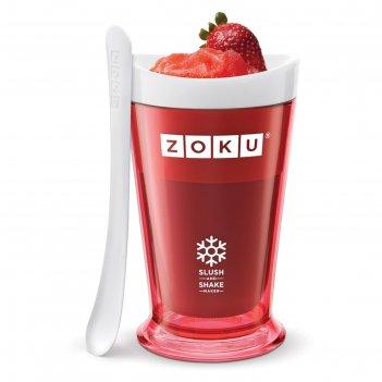 Форма для холодных десертов slush   shake, красная