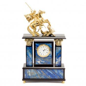 Часы георгий победоносец лазурит
