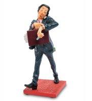 Fo 84004 статуэтка мал. бизнесмен (the businessman. forchino)