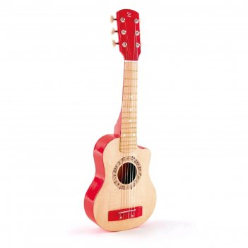 Музыкальная игрушка «гитара-красное пламя»