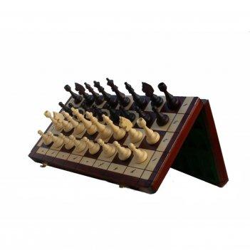Шахматы магнит большие 38х38см