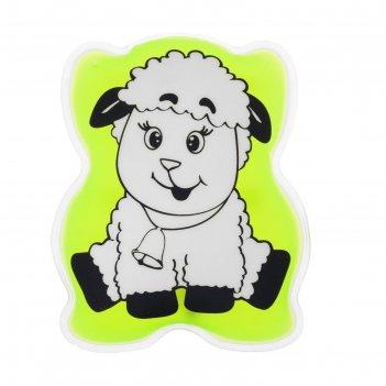 Грелка солевая овечка