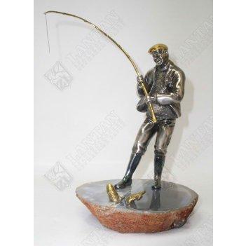 Сувенир рыбак