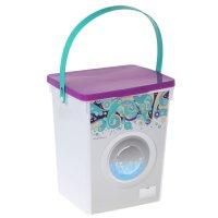 Контейнер для стирального порошка 8,5 л домашний, цвет микс