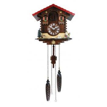 часы с кукушкой настенные «buhlbach»