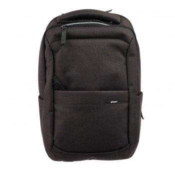 Рюкзак молодежный эргоном.спинка grizzly rq-001-1 44*30*18 чёрный rq-001-1