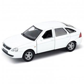 Коллекционная модель машины lada priora, 1:34-39
