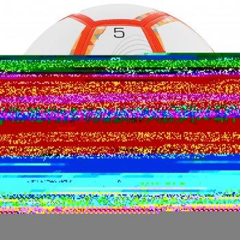Мяч футбольный torres bm 700, размер 5, 32 панели, pu, гибридная сшивка, ц