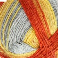 Пряжа diva batik 100% микрофибра 350м/100гр (5508)