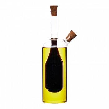 Kitchen craft бутылка для масла и уксуса world of flavours