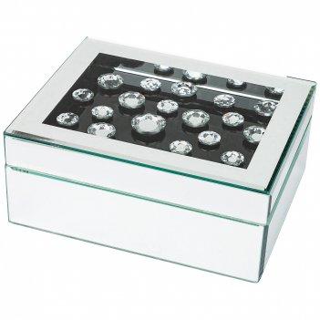 Шкатулка  коллекция precious 19*15*8 см (кор=12шт.)