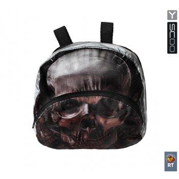 Сумка-чехол для самоката y-scoo bag череп