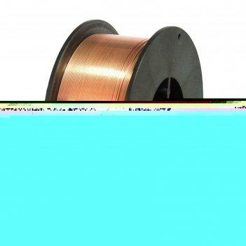 Проволока сварочная кратон 1 19 02 007, стальная, омедненная, 0.8 мм, 5 кг