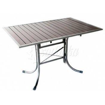 Стол садовый «петергоф 120» 120x80х74