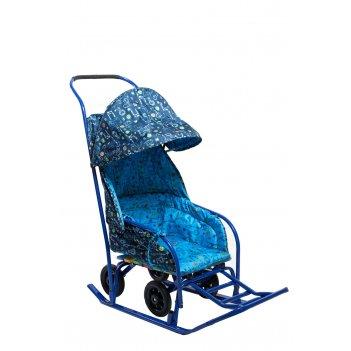 Санимобиль мое детство с большими колесами мд см02