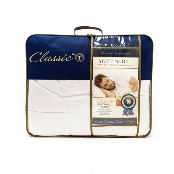 Одеяло soft wool, размер 200х210 см