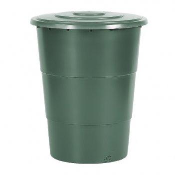 Водосборник prosperplast classican 200л, зеленый