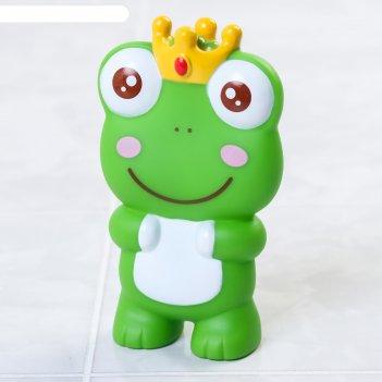 Игрушка для ванной «царевна-лягушка»