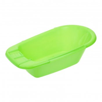 Ванна детская, цвет зелёный